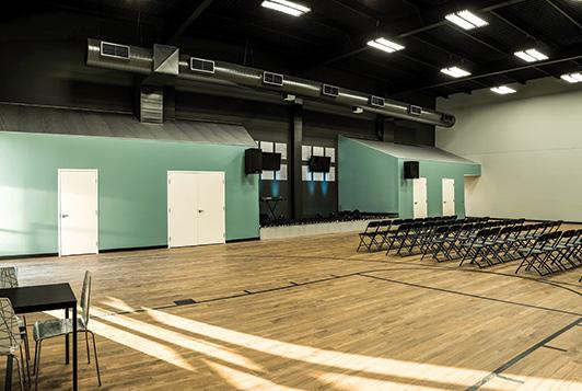 eduacational gymnasium